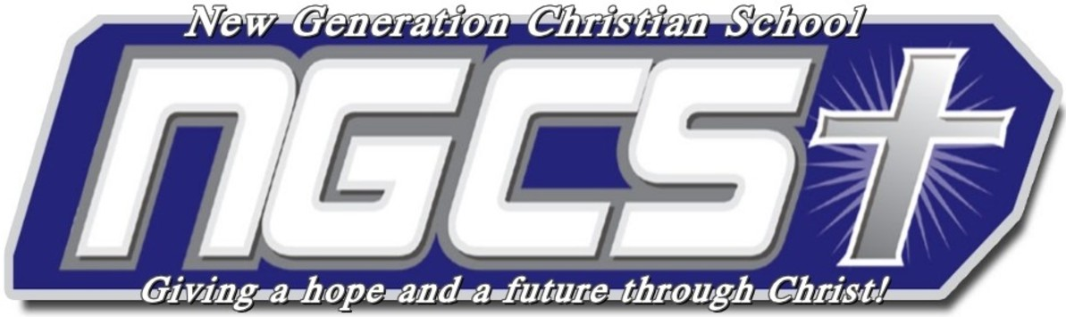 school improvement projects fundraising - New Generation Christian School