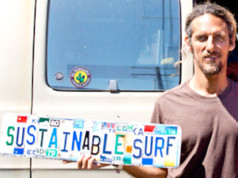 surf fundraising - Sustainable Surf - DEEP BLUE LIFE