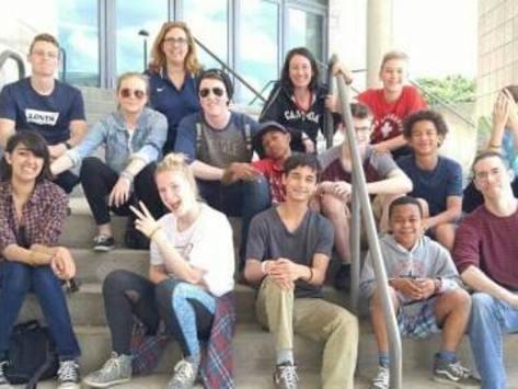 church & faith fundraising - Emmaus Youth
