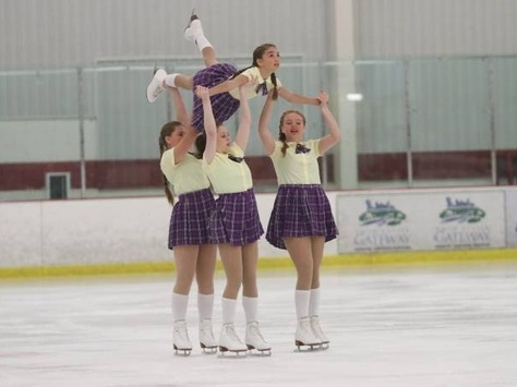 other sport fundraising - DICE - Dynamic Ice Cabaret Ensemble