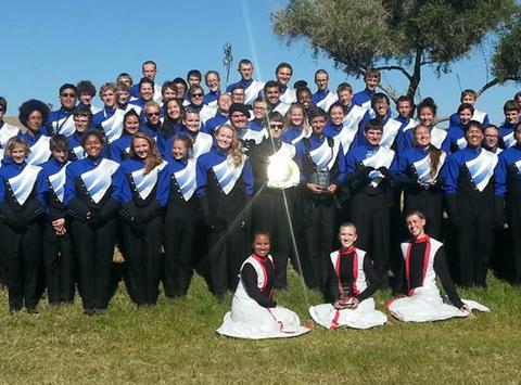 band fundraising - Mesquite High School Band Program