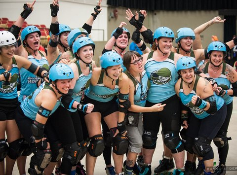 other sport fundraising - Minnesota RollerGirls All-Stars