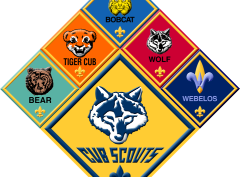 scouts fundraising - Pack 710
