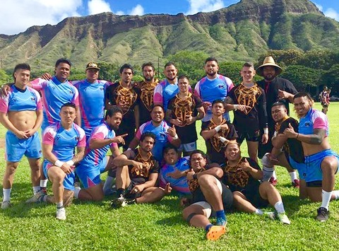 rugby fundraising - Titans Rugby Hawaii
