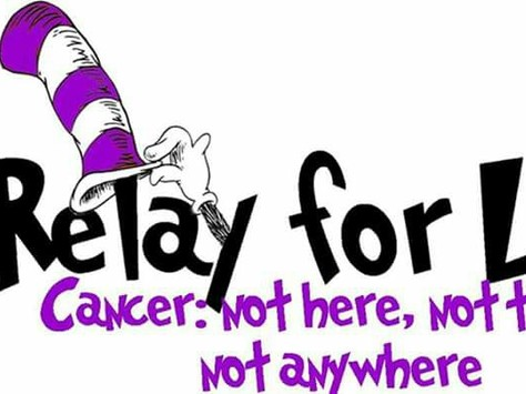 breast cancer fundraising - Relay For Life