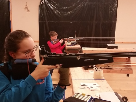 other sport fundraising - Gallatin Valley Sharpshooters - Air Rifle Team 2017
