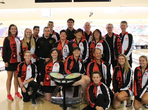 bowling fundraising - Team Canada - CTF