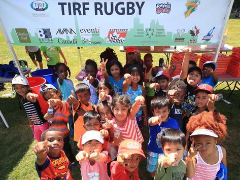 rugby fundraising - Toronto Inner-City Rugby Foundation