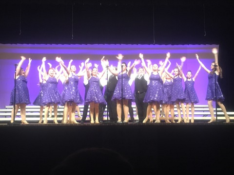 music fundraising - Jackson Middle School Show Choir: Spark of Class