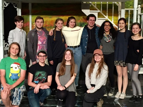 high school fundraising - Kelowna Actors Studio Academy Foundation