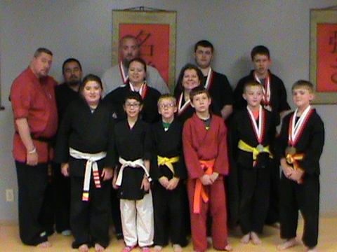 martial arts fundraising - Infinity Martial Arts