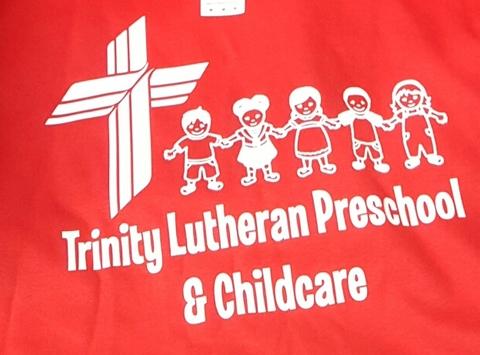 daycare & nurseries fundraising - Trinity Lutheran Preschool & Childcare