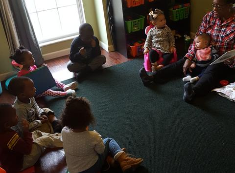daycare & nurseries fundraising - Wee Welcome You Daycare LLC