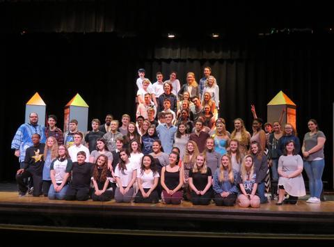 drama fundraising - Jamestown High School Theatre
