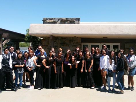 music fundraising - Riverside Prep Choir Club