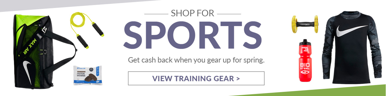 Gear Up for Sports