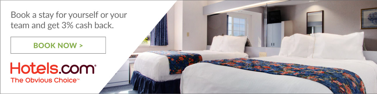 Book with Hotels.com