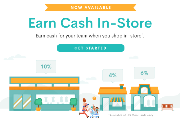 FlipGive Announces New In-Store Cash Back Program