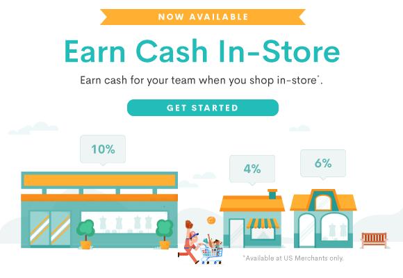 FlipGive Announces New In-Store Cash Back Program