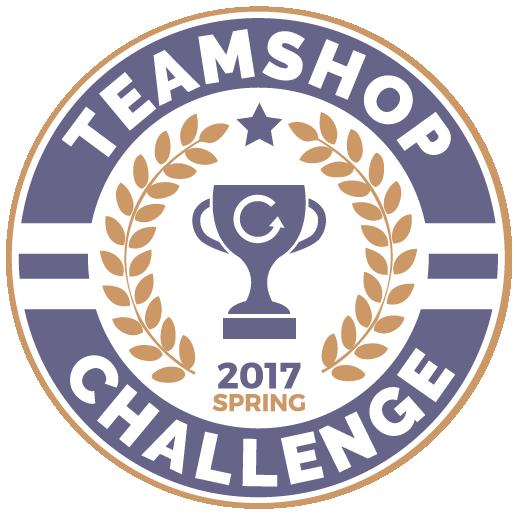 Teamshop Challenge Spring 2017