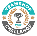 Teamshop Challenge - Back To School 2017